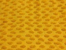 Yellow Popcorn chenille